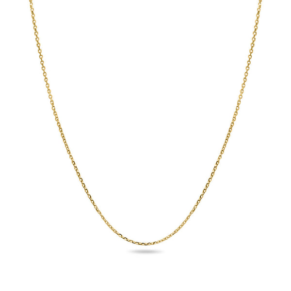 Adjustable Chain 14K Gold