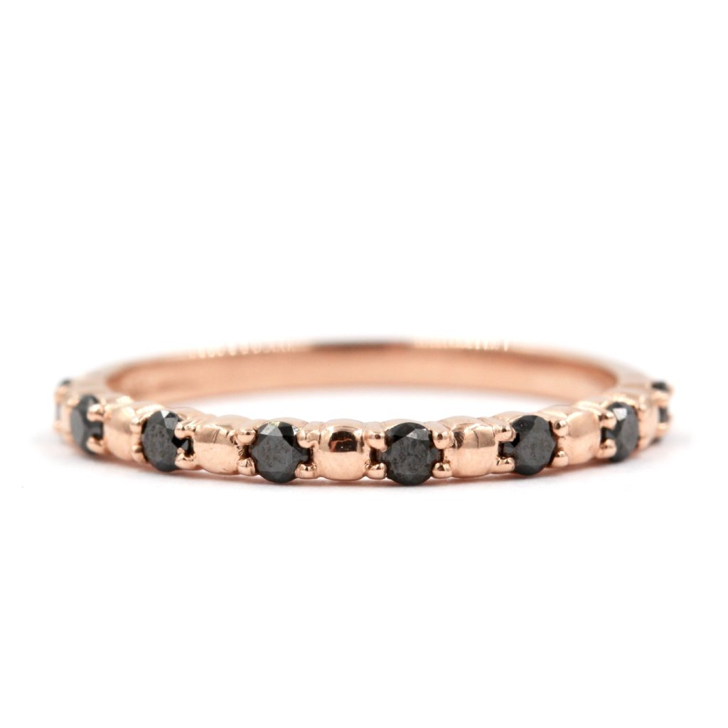DAHLIA | Stackable Diamond Ring
