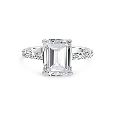 JENNIFER Pear Shape Engagement Ring