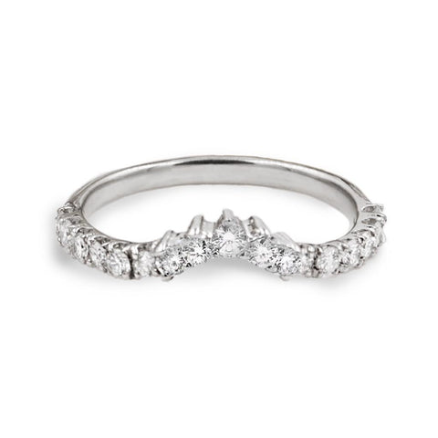 TASHA | Nesting Diamond Wedding Band