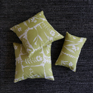 Sara Parker Matilda in Limoncello Pillow Steel+Plank