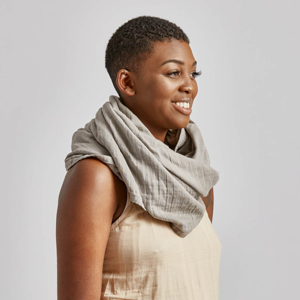 willaby organic cotton wrap
