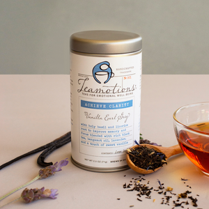 Achieve Clarity: Vanilla Earl Grey Tea