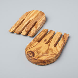 Be Home Olive Wood Salad Tosser