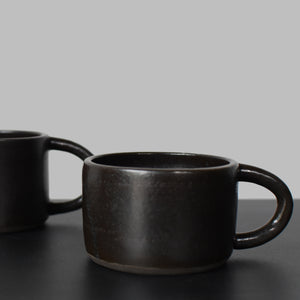 Studio CRL Chona Leathers Ceramic Coffee Mugs