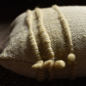 Handwoven Pillow No. 3