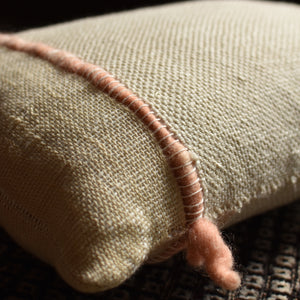 Handwoven Pillow No. 2