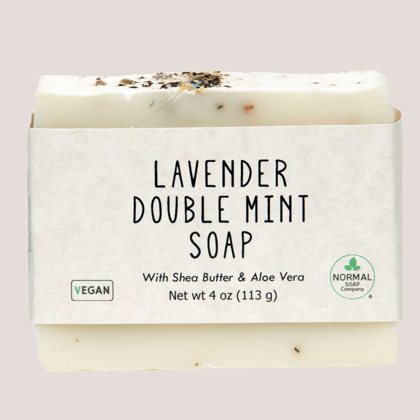 Lavender Double Mint Soap