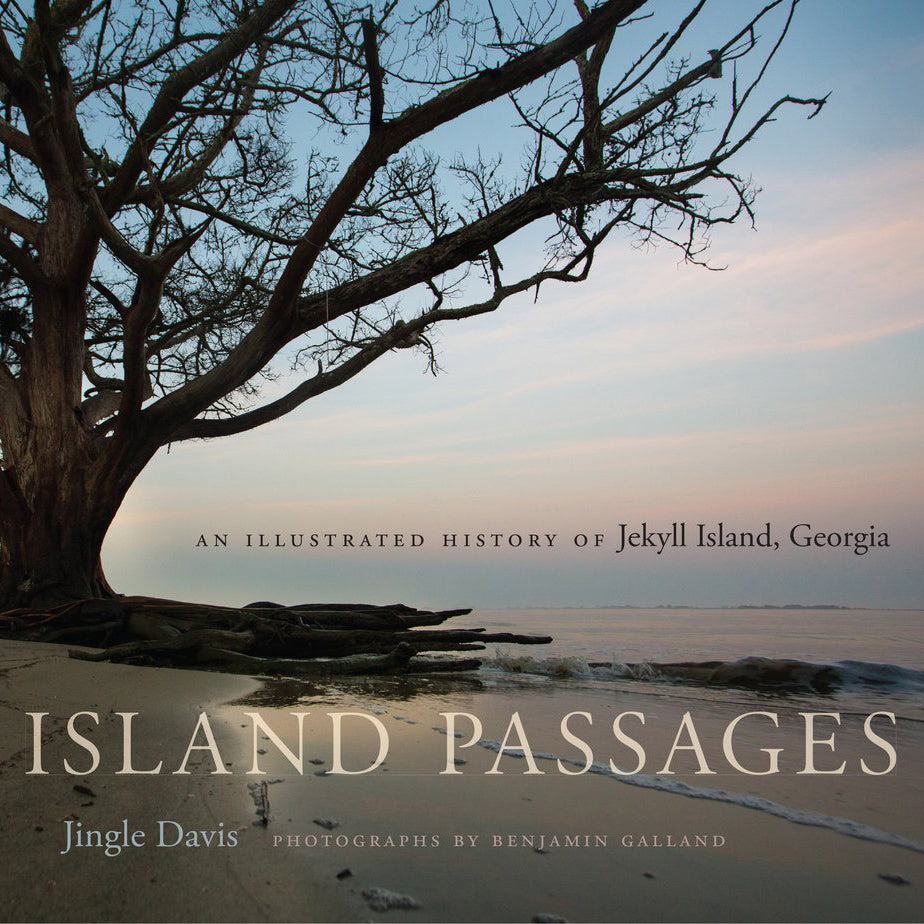 Island Passages by Jingle Davis and Benjamin Galland