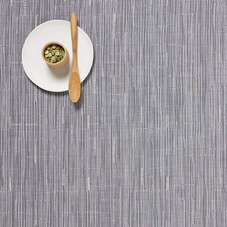 Chilewich Bamboo Placemat in Fog