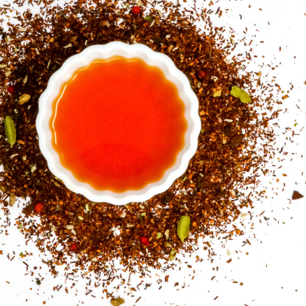 Seek Peace: Rooibos Coconut Chai