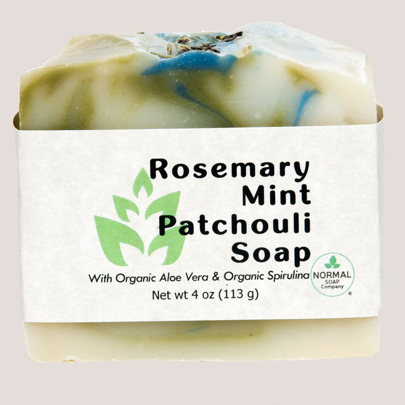 Rosemary Mint Patchouli Soap