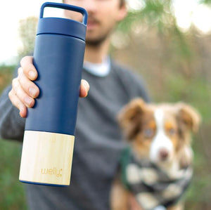Welly Traveler Bottle with Infuser