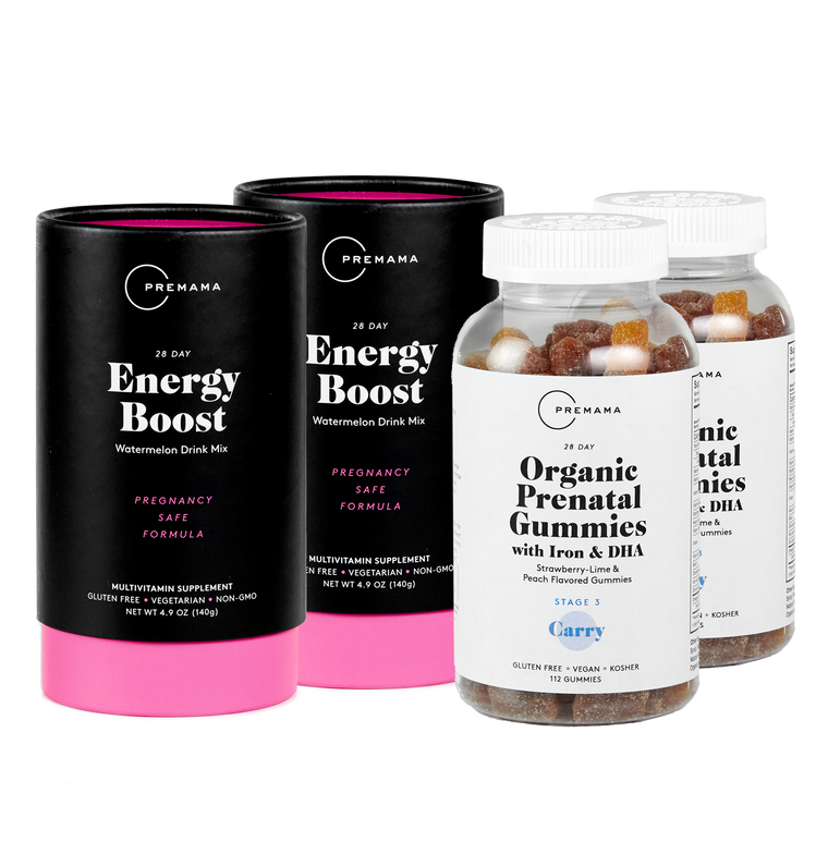 Pregnancy Energy Bundle