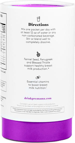 Lactation Support Drink Mix