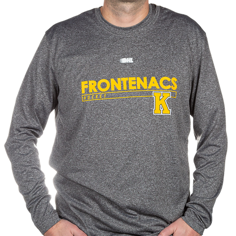"Grey ""Frontenacs Hockey"" Long Sleeve"