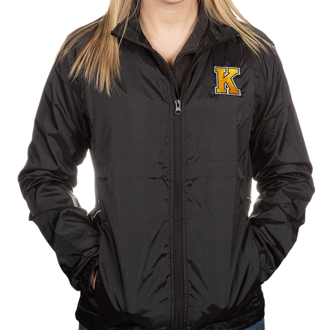 Women's Wind Breaker with K