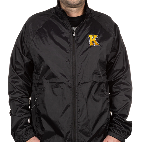 Men's Windbreaker with K