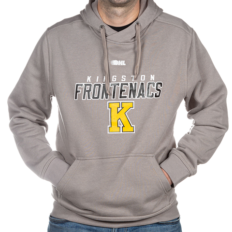 """Kingston Frontenacs"" with K Sweater"