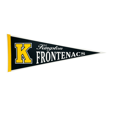 Kingston Frontenacs Pennant