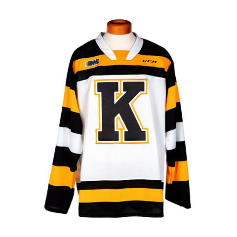 Customized White Adult Jersey