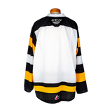 Blank White Adult Jersey