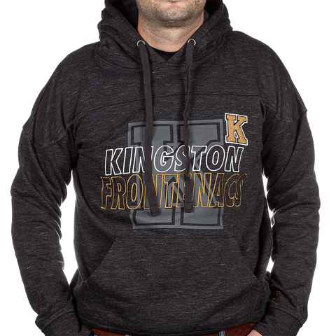 "Gold ""Kingston Frontenacs"" Hoodie"