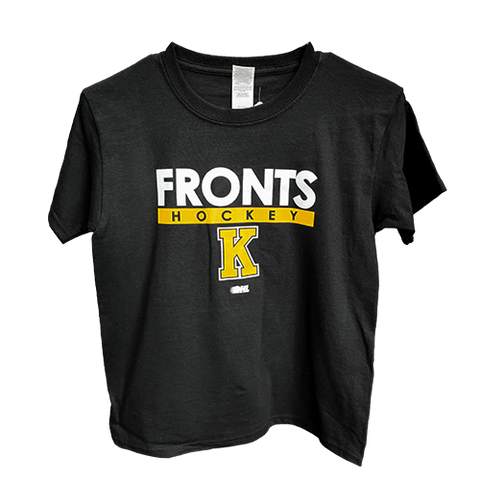Youth Fronts Hockey T-Shirt