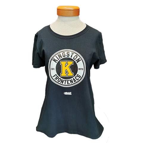 Women's Kingston Frontenacs Est. 1973 T-Shirt
