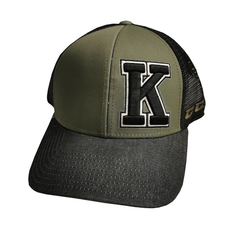 CAMO Inspired Kingston Frontenacs Cap