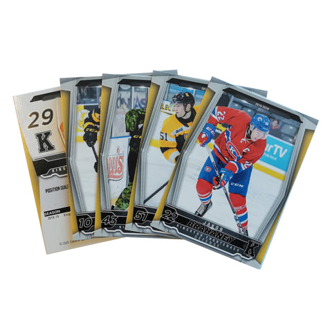 2019-20 Kingston Frontenacs Players Card (Set)