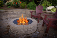 Zentro Round Fire Pit Steel - From