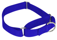 All Nylon Martingale Collar Medium