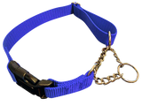 Half Chain Martingale + Plastic Quick Release MEDIUM