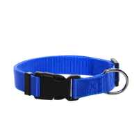 Adjustable Nylon Dog Collar Medium