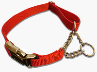 Half Chain Martingale + METAL Quick Release Medium