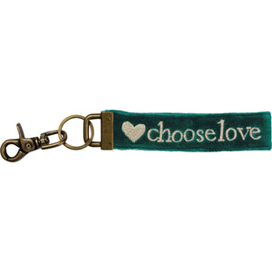 Choose Love Keychain