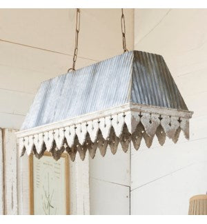 Old Porch Pendant Light Fixture