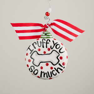 Ornaments - Christmas - Personalization Included