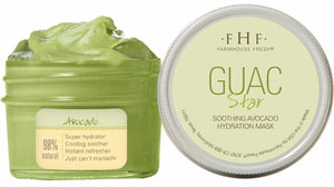 FHF Guacamole Revitalizing Avocado Hydration Mask
