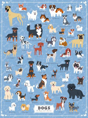Dog Puzzles (Illustrated)