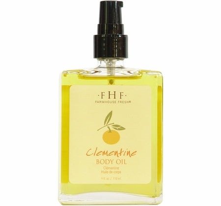 FHF - Clementine Body Oil