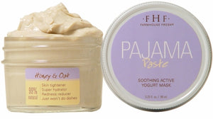 FHF Pajama Paste, Yogurt, Oat & Honey Mask