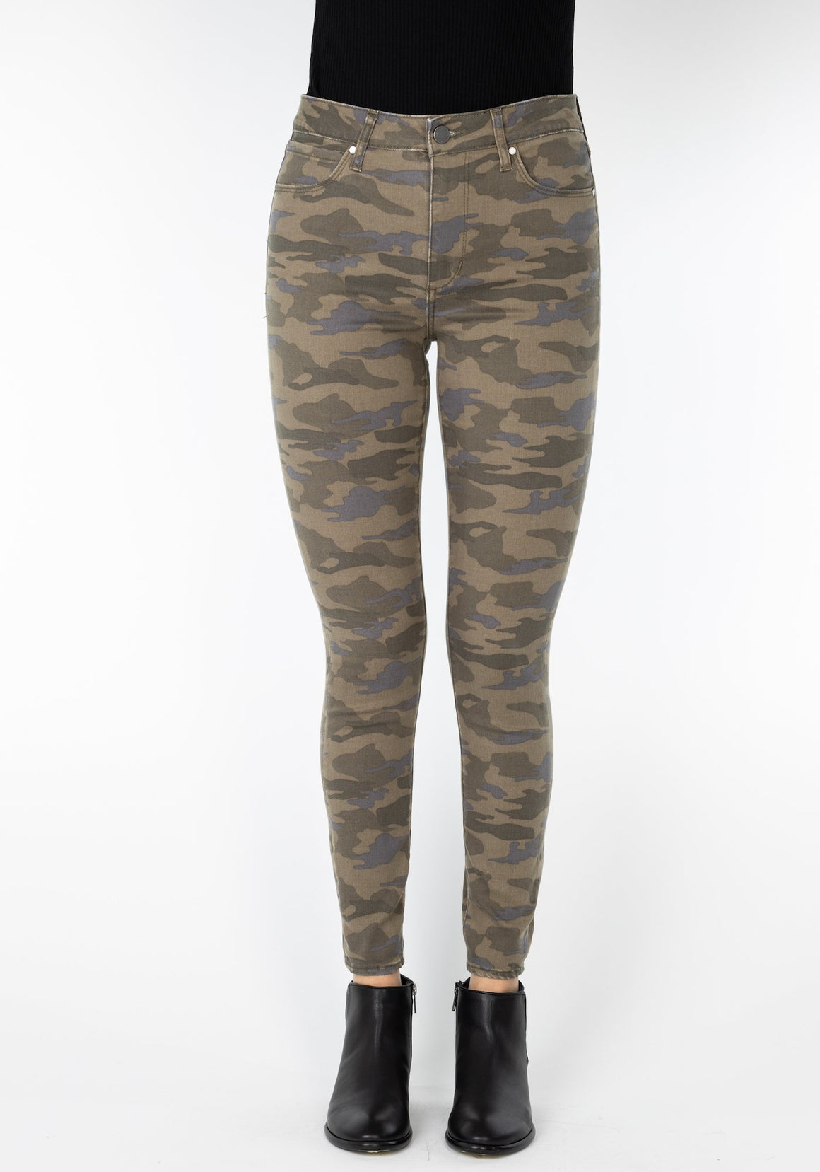 Camouflage Jeans (Heather)