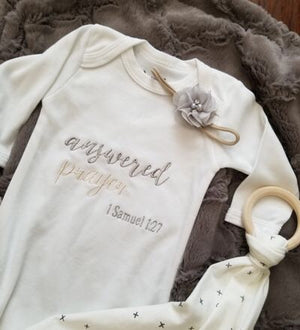 Love Bug - Baby Gown