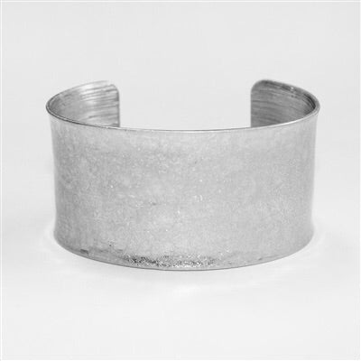 Cuff Bracelet in Silver or Gold