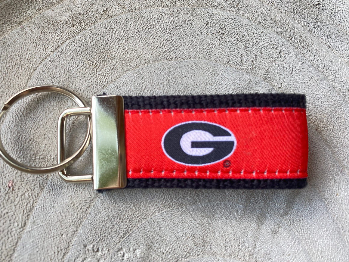 Collegiate and Military Key Chains