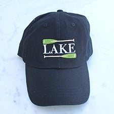 Woman's Lake Baseball Hat