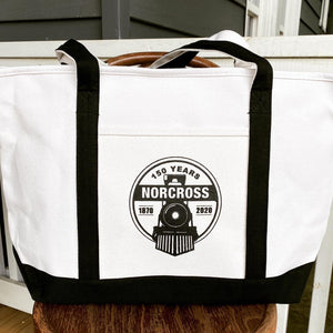 Historic Norcross Tote Bag