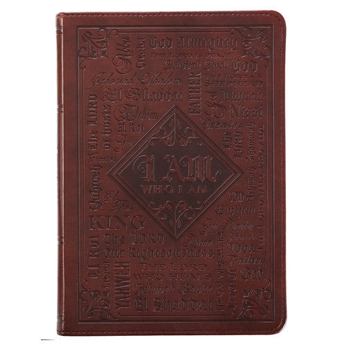 Journal - The Names of God Classic LuxLeather